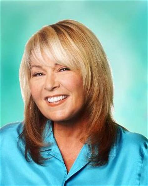 slimming hairstyles and color over 50 chatter busy roseanne barr quotes