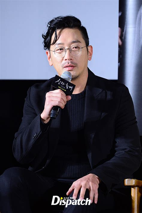 along with the gods press conference ha jungwoo at the press conference of the movie along