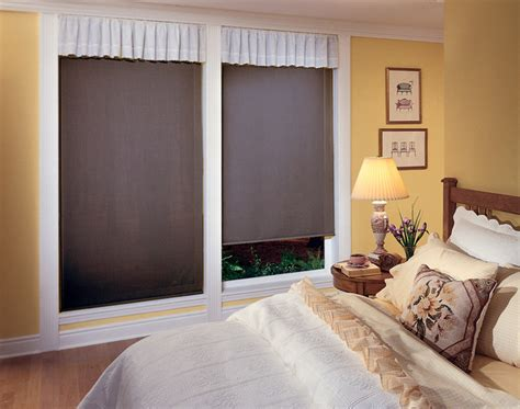 Bedroom Blackout Shades by Blinds Signature Blackout Roller Shades Traditional