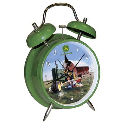 cheap clocks deere child s bell alarm clock