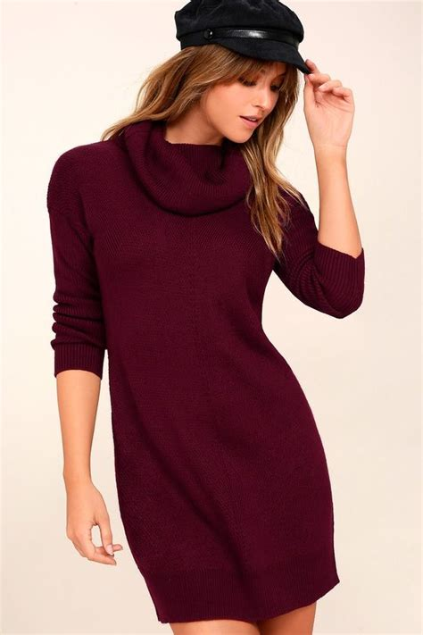 Dress Of The Day Gap Cowl Neck Sweater Dress by Best 25 Burgundy Sweater Ideas On Burgundy