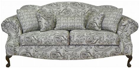 silver settee multi tone silver fabric classic sofa loveseat set w options