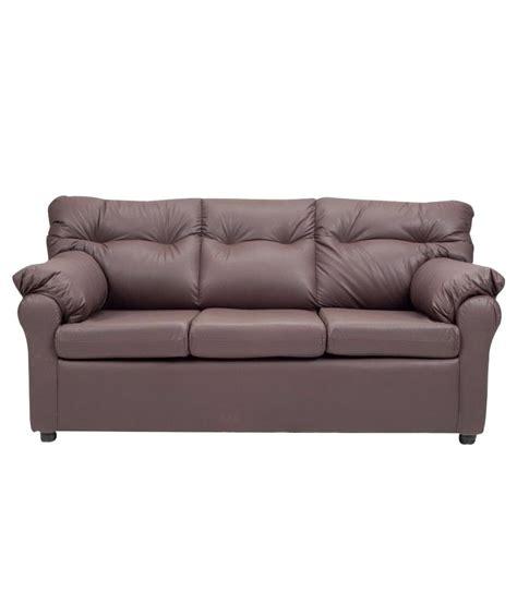 10 seater sofa set price elzada 5 seater sofa set 3 1 1 in brown buy elzada 5