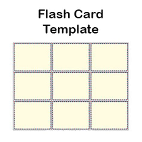 Flash Card Size Template by Printable Blank Timeline Tim S Printables