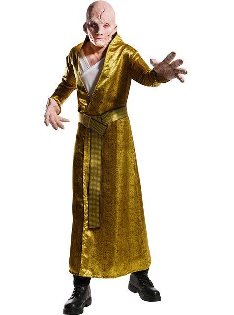 supreme leader kostium deluxe supreme leader snoke gwiezdne wojny ostatni