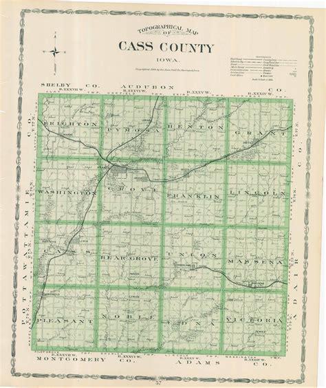 Iowa Courts Search Page Cass County Iowa