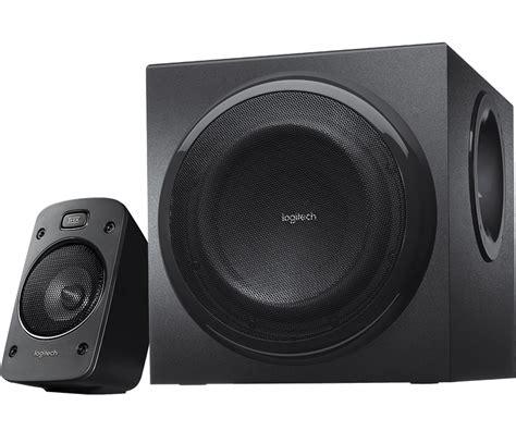 Logitech Z906 5 1 Surround Sound Speaker System speaker system z906 logitech