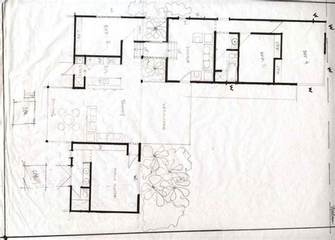 home design sketch plans mapo house and cafeteria