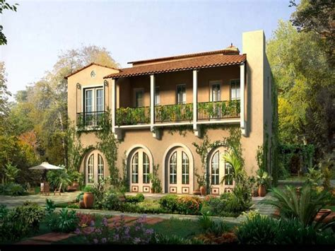 villa style homes style homes with courtyards villa style
