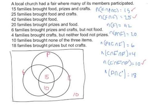 venn diagram questions with solutions using venn diagrams to answer survey questions 2