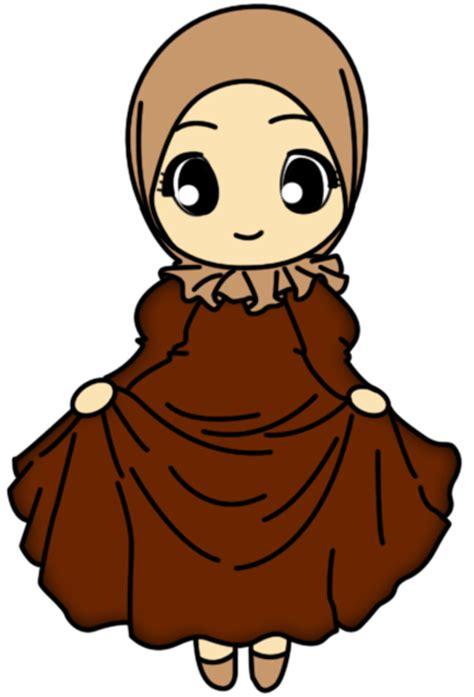 free doodle muslimah fizgraphic freebies doodle muslimah mini skirt comel