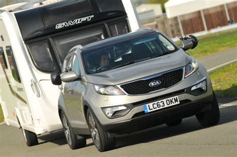 Kia Sportage Towing by Kia Sportage Tow Car Awards
