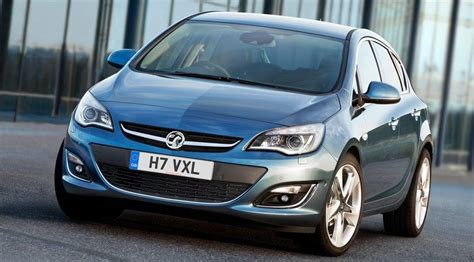 vauxhall astra j front end facelift 2013 2014 2015 new