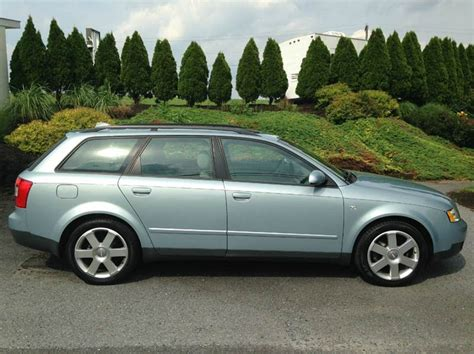Audi A4 Station Wagon For Sale by 2004 Audi A4 Station Wagon For Sale 34 Used Cars From 4 416