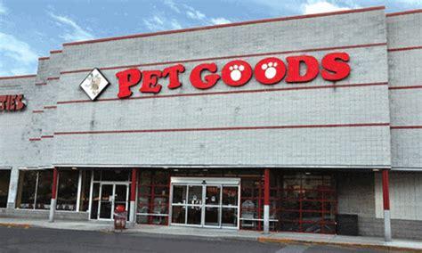 pet goods store locations pet goods