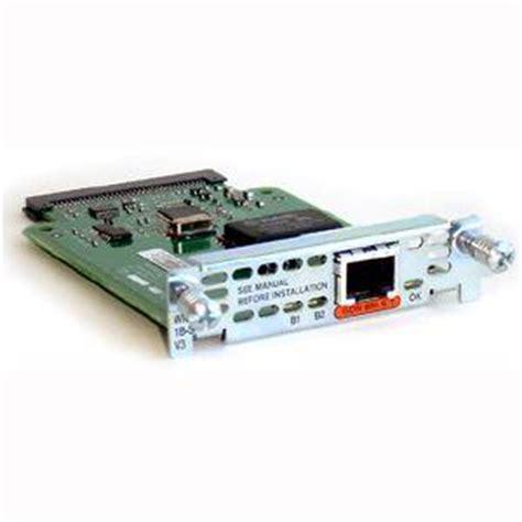 Modul Cisco Wic 1b S T 1 port isdn bri wan interface card cisco systems inc wic