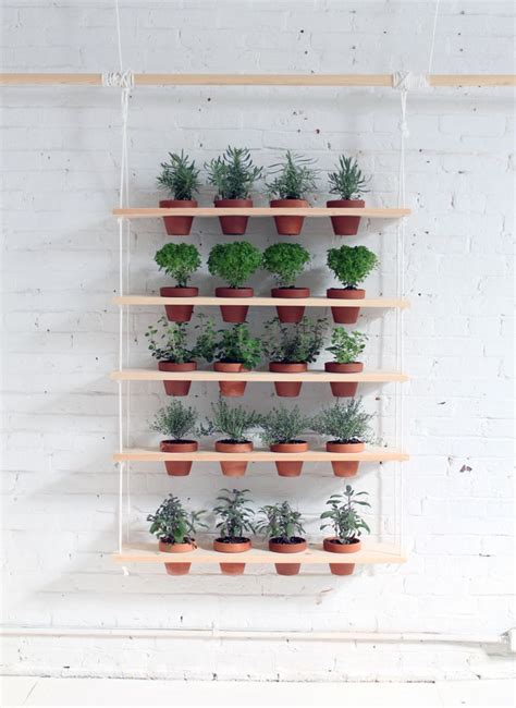 diy hanging herb garden diy hanging herb garden via ryobi nation