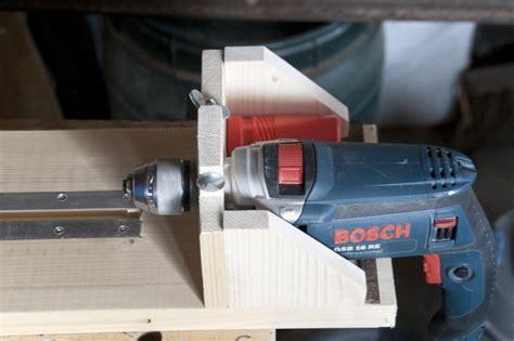 Draper Variable Speed Wood Lathe Hirsh Drill Powered Wood