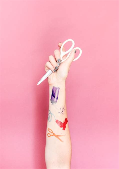 temporary tattoos print 1000 images about silhouette cameo project ideas on