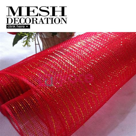 Decoration Net Material by 100 Polypropylene Material Plain Net Mesh Fabric For
