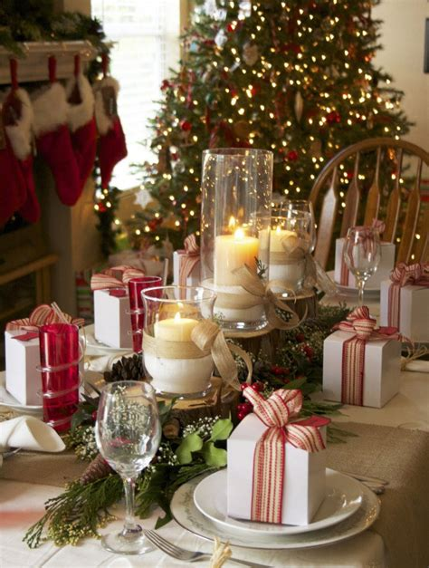 christmas table settings ideas decorating ideas for your christmas table