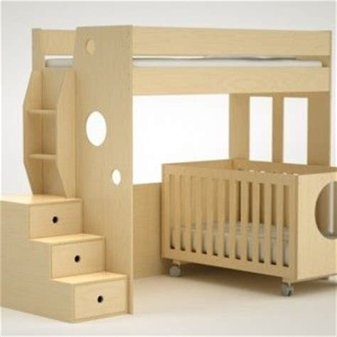bunk bed with crib underneath 17 best images about dziecięce pokoje on pinterest ikea