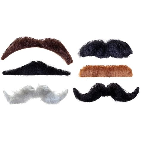 Set Mousthace false moustache set movember moustache set ark