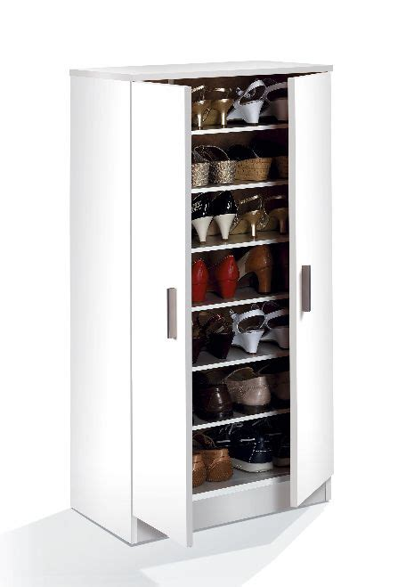 shoe storage cupboard white naples white shoe storage cupboard cabinet with doors