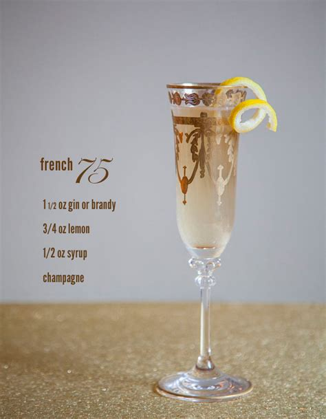 french 75 recipe french 75 cocktail fleurishing