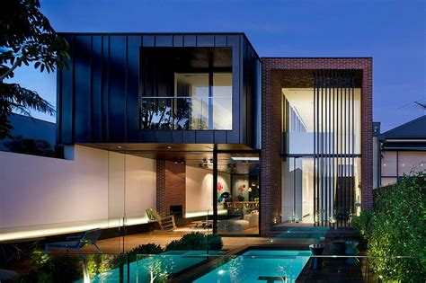 home architecture and design abstract house by matt gibson architecture design