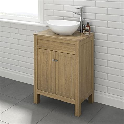 Traditional Bathroom Furniture Uk Traditional Bathroom Furniture Countertop Basin Unit Oak Effect Search Furniture