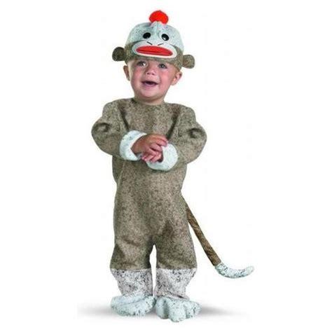 diy toddler sock monkey costume infant toddler sock monkey costume a mighty