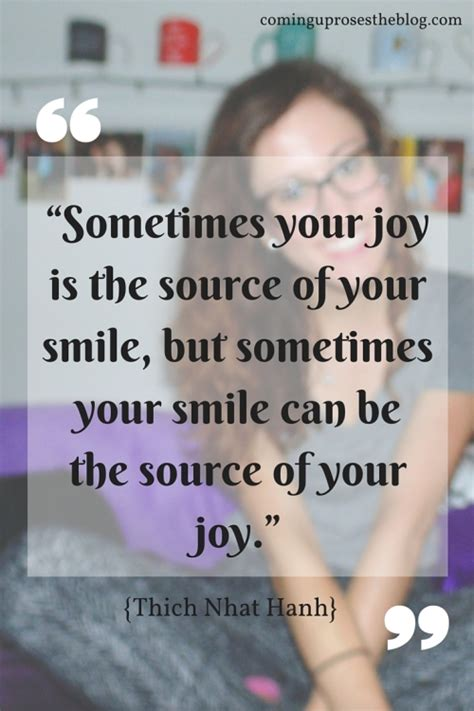 inspirational quote  smiling coming  roses