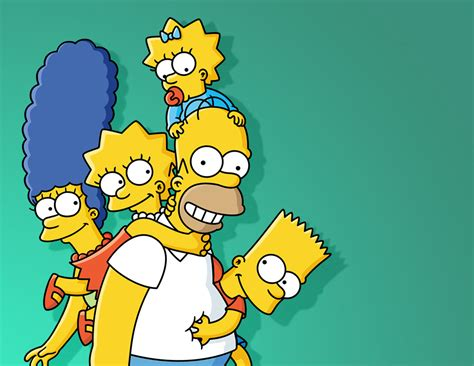 fotos de la familia los simpson dibujos de los simpsons fotos e im 225 genes de dibujos animados