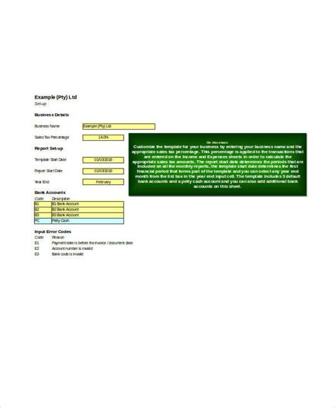 accounting forms in excel 14 accounting forms in excel