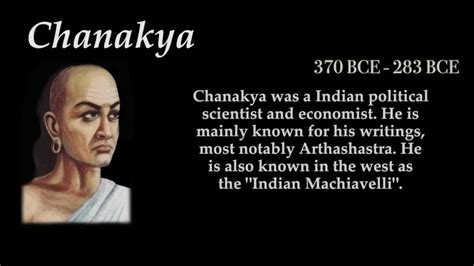 Chanakya Quotes Chanakya Top 10 Quotes