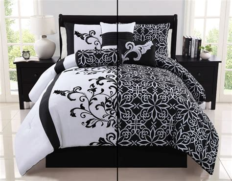 black and white reversible comforter reversible comforter sets