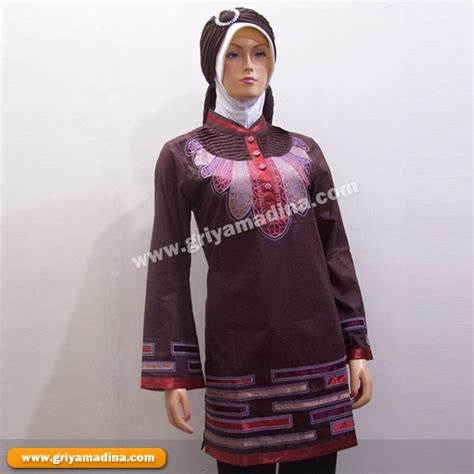 Blouse L Hanara Baju Atasan Wanita Casual Pesta Formal Sabrina model baju kebaya setelan modern newhairstylesformen2014