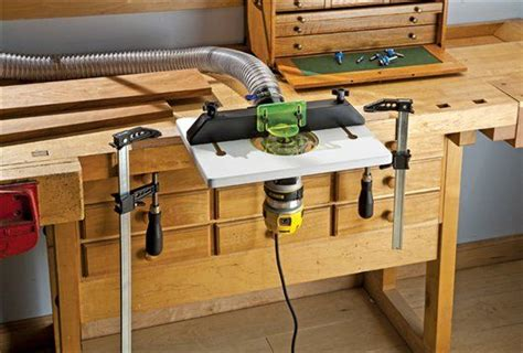 Rockler Trim Router Table by Rockler S Trim Router Table Tools