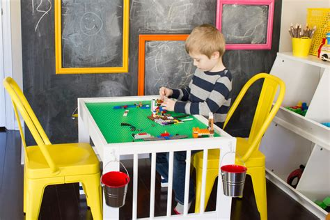 ikea hack lego table diy lego table ikea hack erin spain