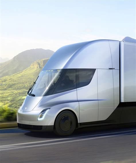 elon musk new truck elon musk unveils the electric autopilot enhanced tesla