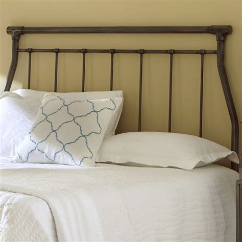 metal headboards fashion bed group morraine metal headboard b12954
