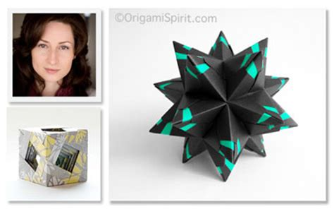Origami Tips - sinayskaya s tips for creating origami modulars