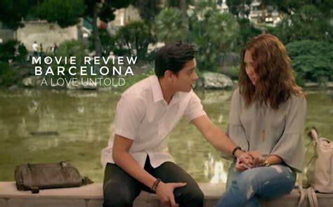 barcelona a love untold movie movie review olive lamasan s barcelona asks you to