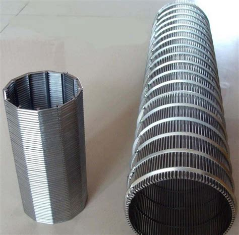 china stainless steel wedge wire screen china stainless