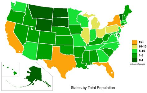 us map states size by population файл usa states population color map png