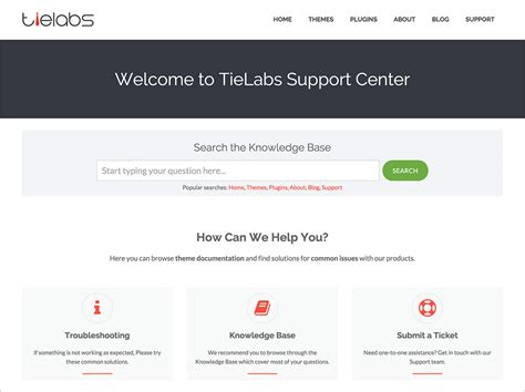 sahifa theme changelog tielabs support system introduction tielabs