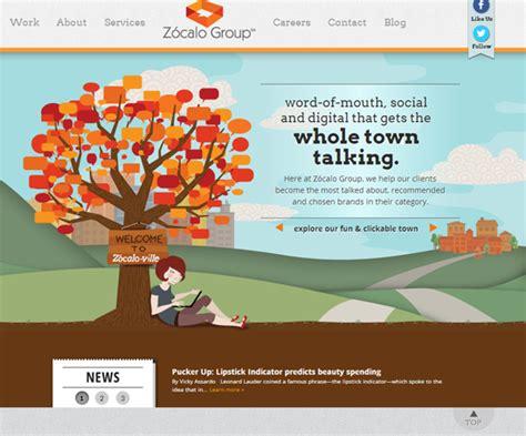 zocalo group showcase 30 beautiful websites created using bootstrap