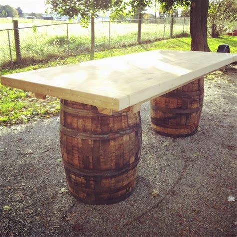 Luxe Home Interiors Pensacola by Wine Barrel Dining Table Unavailable Listing On Etsy