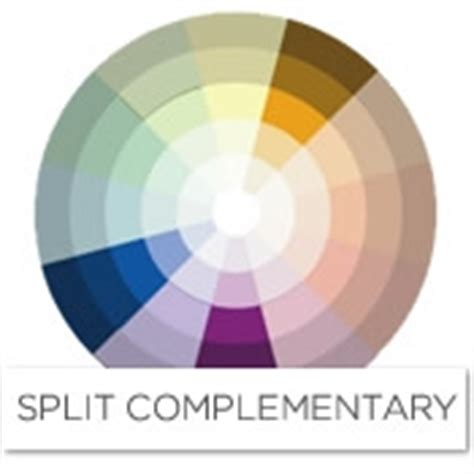 Color Story ? Decorating With Gold   Split Complementary